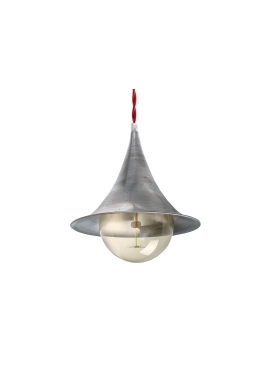 Lampa ByLight Trombone Stal Surowa