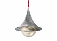 Lampa Solar Szczotkowany Mosiądz