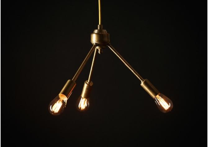 Lampa Trio E14