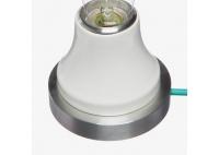 Lampa Lumica: Biała Ceramika i Aluminium