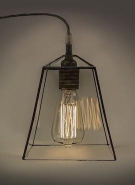 """""""Trapeze"""" Lamp"""