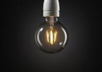 Żarówka Dekoracyjna Sfera Midi LED 4W