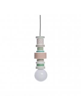 Turnot Square Ceiling Lamp