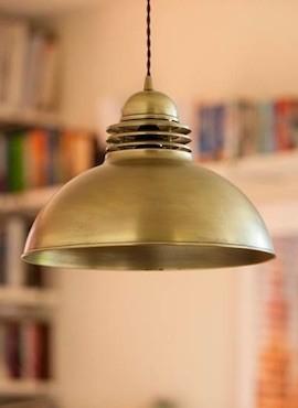 Lampa ByLight Soul 04 - galwanizowana