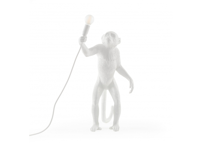 Monkey Lamp - stojąca