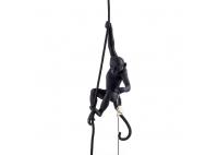 Monkey Lamp Black - hanging