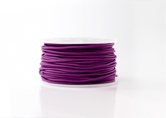 Kabel purpurowy