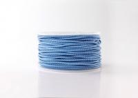 Kabel biało niebieski