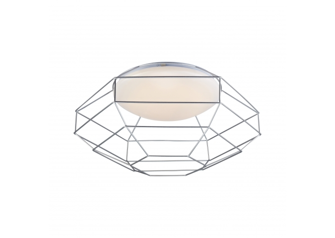 Nest Chrome Ceiling Light