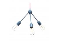 Lampa Trio Pastel Blue