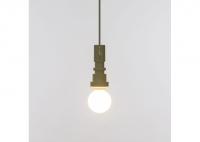 Turn Ceiling Lamp - Design 1