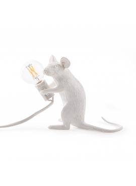 Lampa Biurkowa - Leżąca Mysz