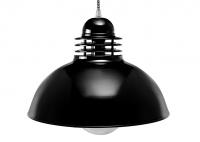 Lampa ByLight Soul 04 Czarna