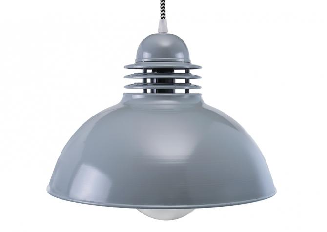 Lampa ByLight Soul 04 Szara