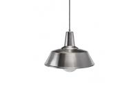 Nickel Blues Loft Lamp