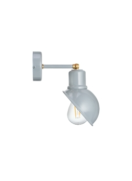 Wall Loft Lamp T55 Grey