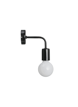 Wall Loft Lamp T56 Black