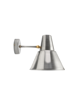 Wall Loft Lamp Pop Raw Steel