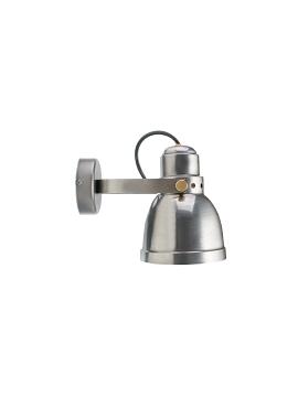 Wall Loft Lamp T15 Raw Steel