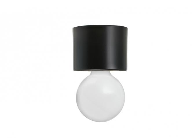 Wall Loft Lamp T25 Black