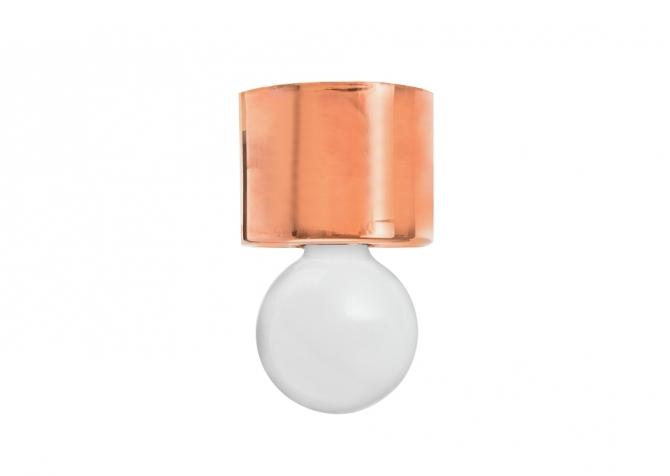 Wall Loft Lamp T25 Copper
