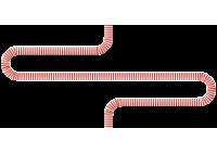 kabel biało czerwony