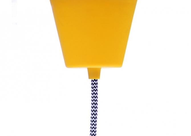 Podsufitka żółta S