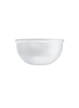 Podsufitka kopułka biała