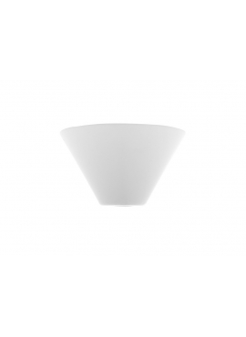 Cone Ceiling Canopy - White