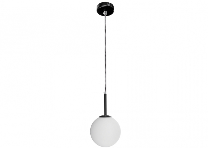 ByLight Ball Lamp Black