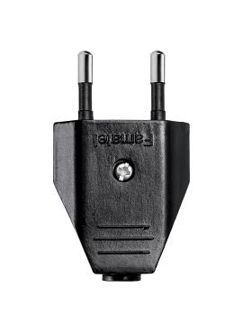Black plug F