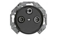 Antenna Socket SAT THPG Bakelite