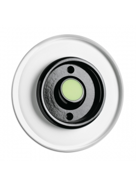 Glass bell button button THPG PT black