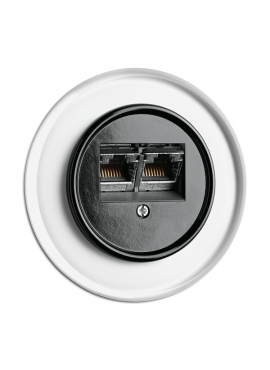 Internet socket THPG Bakelite for glass covering