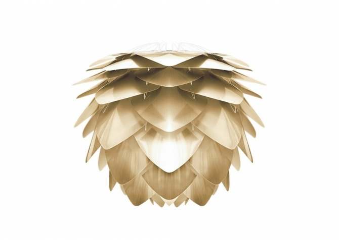 Lampa Silvia Brass UMAGE (dawniej VITA Copenhagen) - mosiądz /Kolor: Mosiądz/