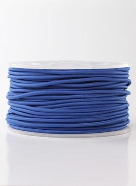 kabel granatowy