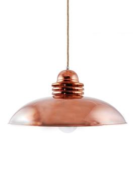 Lampa Bylight Soul 02 Miedź