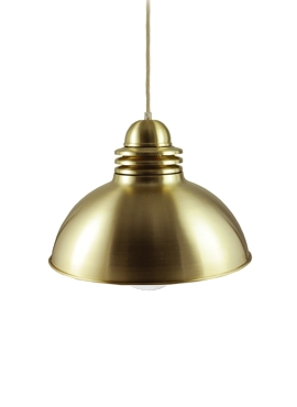 ByLight Soul Lamp 04 - Brushed Brass