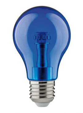 LED 1W Blue Lightbulb