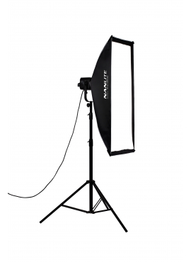 NANLITE ASYMMETRIC SOFTBOX - 45x110CM