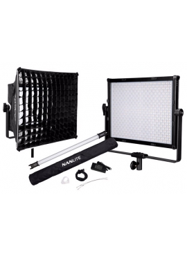 MIXPANEL 150 RGBWW + SOFTBOX150 +PAVOTUBE