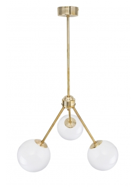 Loft Lamp Trio B15 Stick Brass
