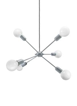 Lampa Rhythm Szara