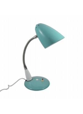 Restaurowana lampa biurkowa