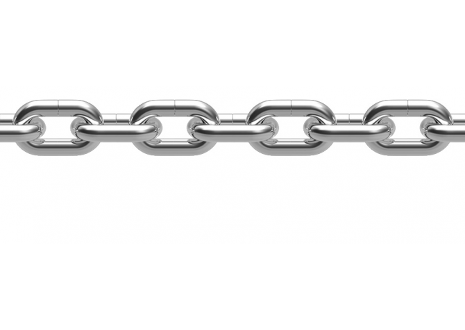 Small Steel Chain