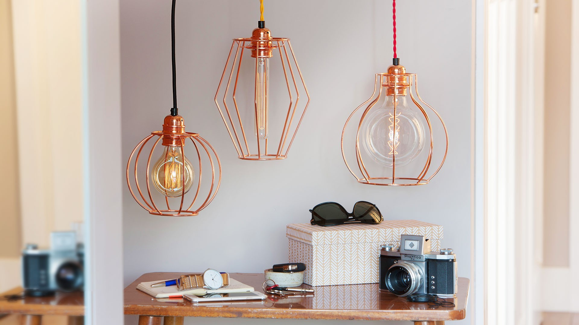 Cage Lamps